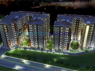 residential apartment, lucknow, mohanlalganj, image