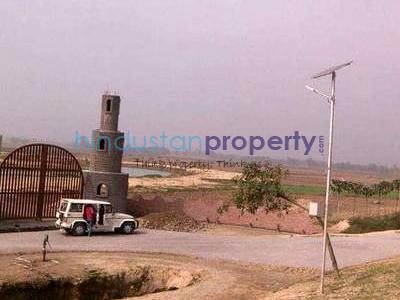 residential land, lucknow, chinhat, image