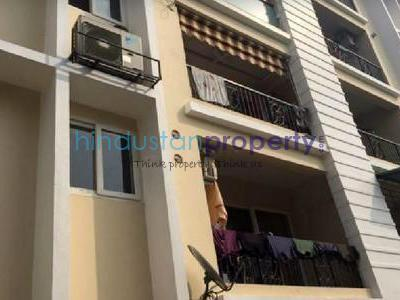 residential apartment, lucknow, butler colony, image