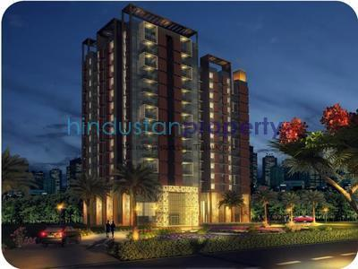 residential apartment, lucknow, bijnor road, image