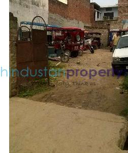 residential land, lucknow, husainabad, image
