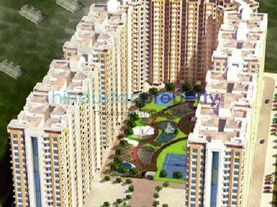residential apartment, lucknow, viraj khand, image
