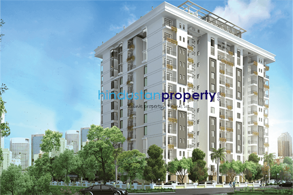 residential apartment, lucknow, lucknow, image