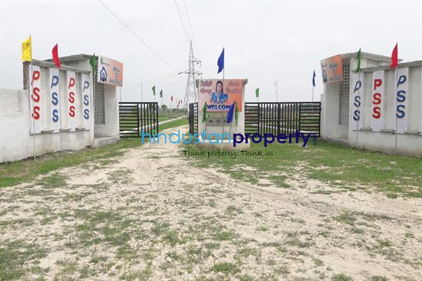 residential land, lucknow, kanpur road, image