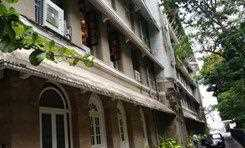 residential apartment, mumbai, fort, image