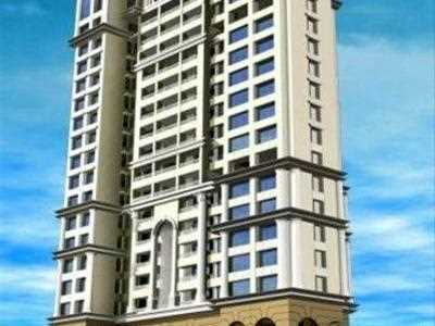 residential apartment, mumbai, parel naka, image