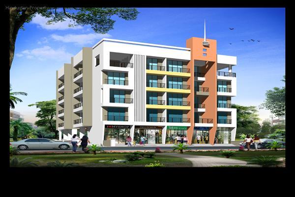 flat / apartment, navi mumbai, taloja, image