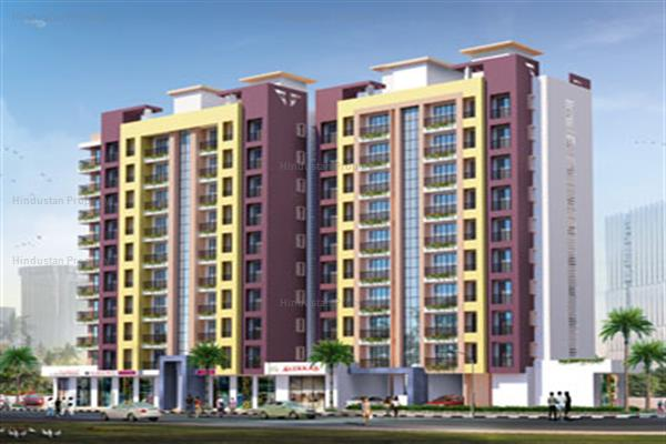 residential apartment, mumbai, mira road, image