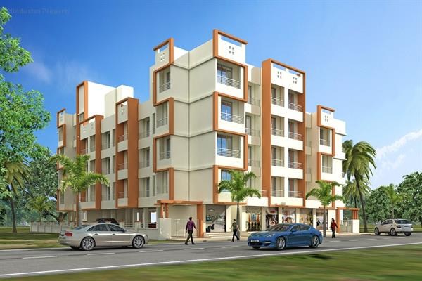 residential apartment, thane, kalyan, image