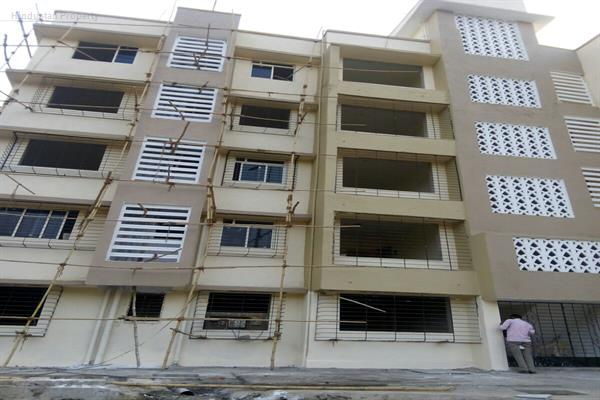 residential apartment, thane, virar (east), image