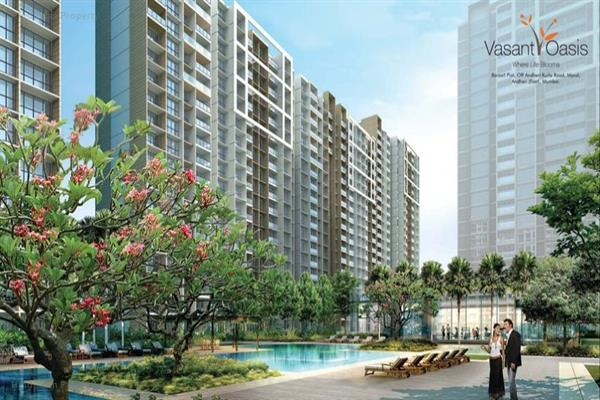 residential apartment, mumbai, andheri east, image