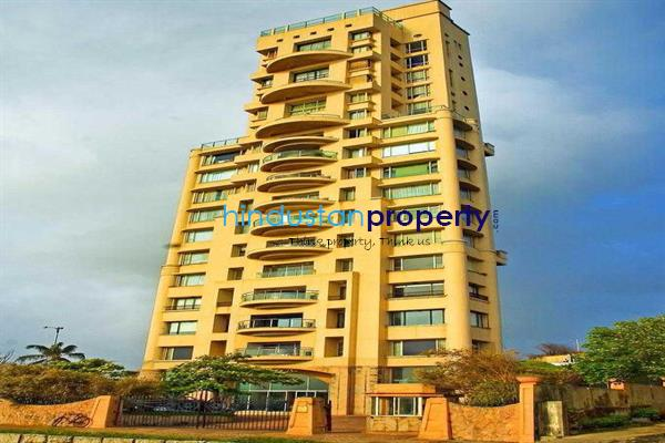 residential apartment, mumbai, worli sea face, image