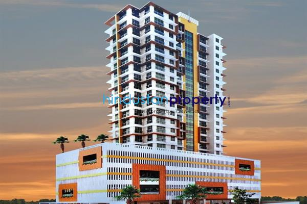 residential apartment, mumbai, dahisar west, image