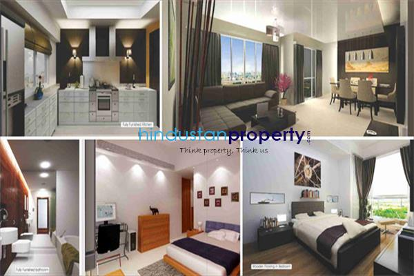 residential apartment, mumbai, malad east, image