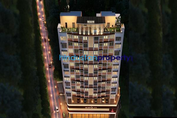 residential apartment, mumbai, chembur west, image