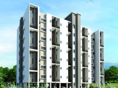 residential apartment, pune, talegaon dhamdhere, image