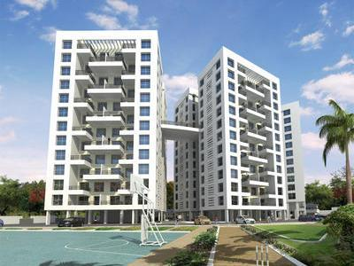 residential apartment, pune, pimple nilakh, image