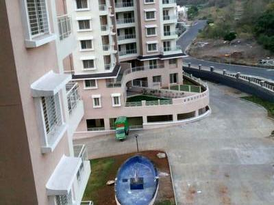 residential apartment, pune, paud road, image