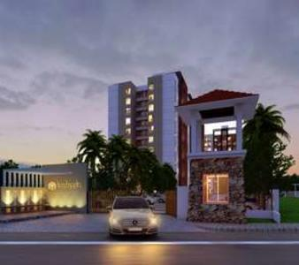 residential apartment, pune, pirangut, image