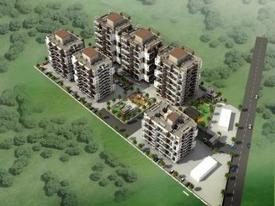 residential apartment, pune, pune-nashik highway, image