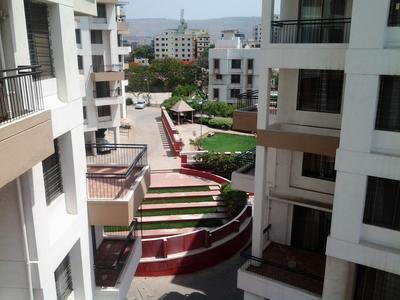 residential apartment, pune, satara road, image