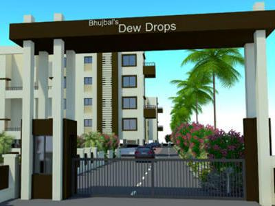 residential apartment, pune, shikrapur, image