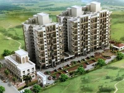 residential apartment, pune, nanded, image