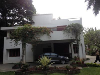 house / villa, pune, university road, image