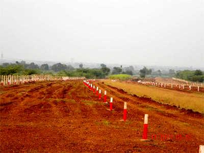 residential land, pune, theur, image