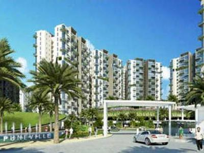 residential apartment, pune, chinchwad, image