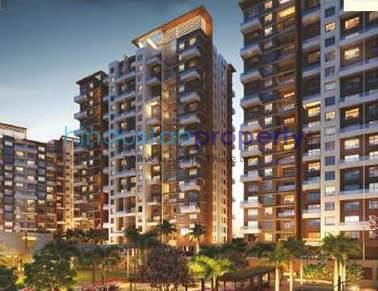 residential apartment, pune, wakad, image