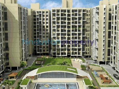 residential apartment, pune, pimple gurav, image