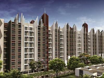 residential apartment, raipur, sector-4, image