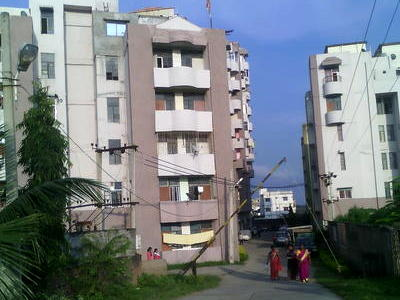 residential apartment, ranchi, booti more, image