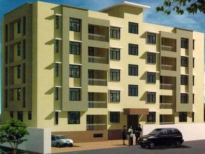 residential apartment, ranchi, lalpur chowk, image