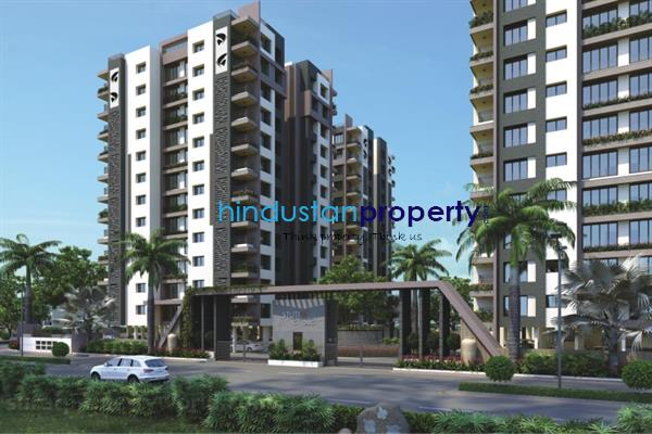 residential apartment, surat, pal gam, image