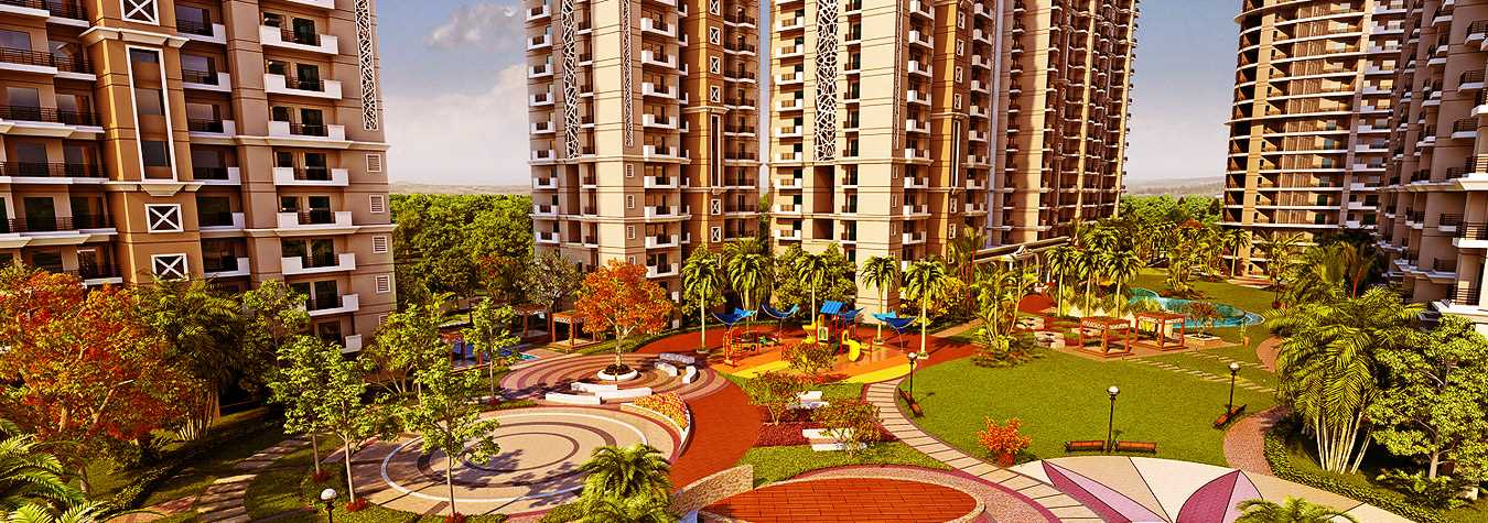 Samridhi Grand Avenue in Delhi. New Residential Projects for Buy in Delhi hindustanproperty.com.