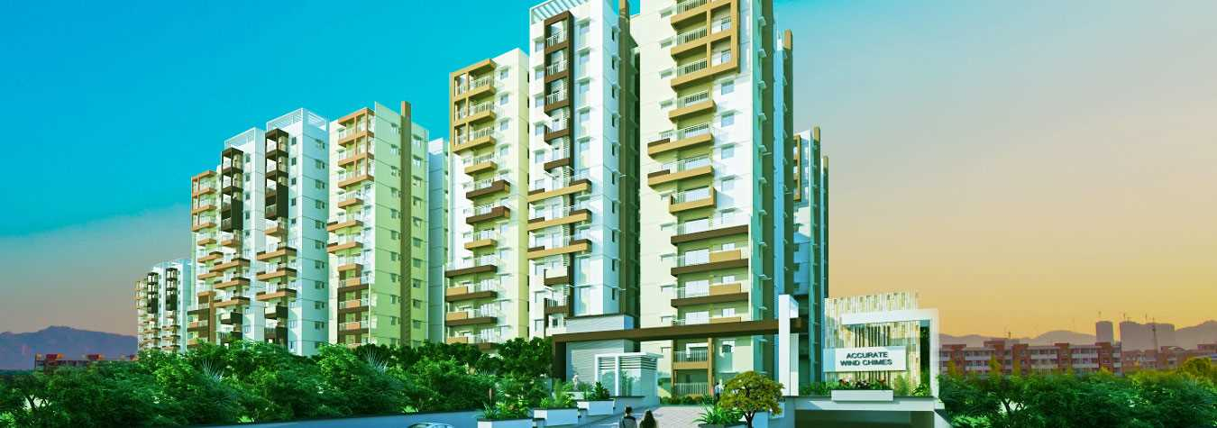 Accurate Wind Chimes in Hyderabad. New Residential Projects for Buy in Hyderabad hindustanproperty.com.