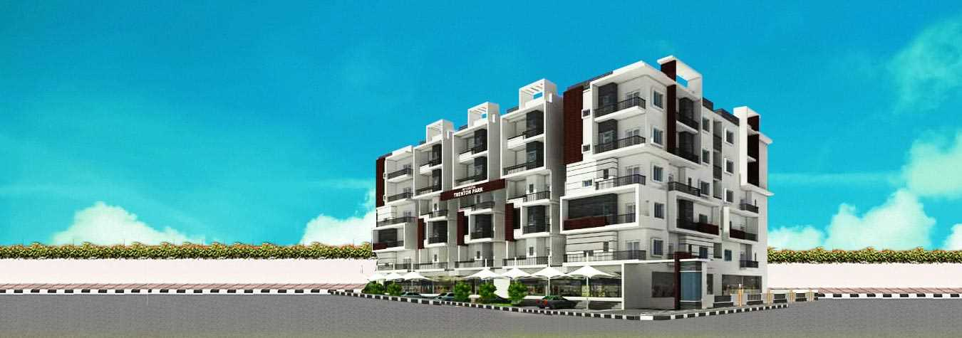 Aryamitra Trenton Park in Hyderabad. New Residential Projects for Buy in Hyderabad hindustanproperty.com.