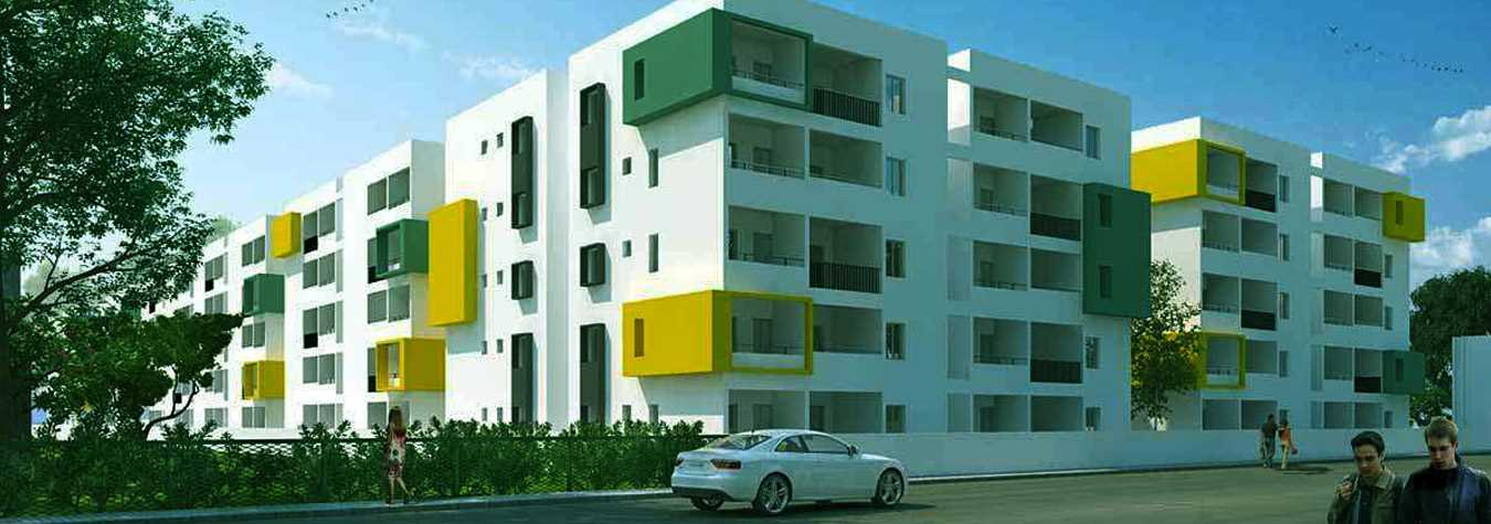 Sri Chowdeshwari Thirumala Lakshmi Vaibhav in Bangalore. New Residential Projects for Buy in Bangalore hindustanproperty.com.