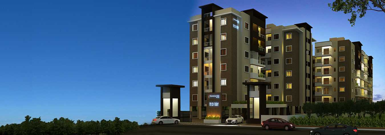 Concorde Tech Turf in Bangalore. New Residential Projects for Buy in Bangalore hindustanproperty.com.