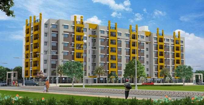 Loharuka Green Enclave in Rajarhat. New Residential Projects for Buy in Rajarhat hindustanproperty.com.