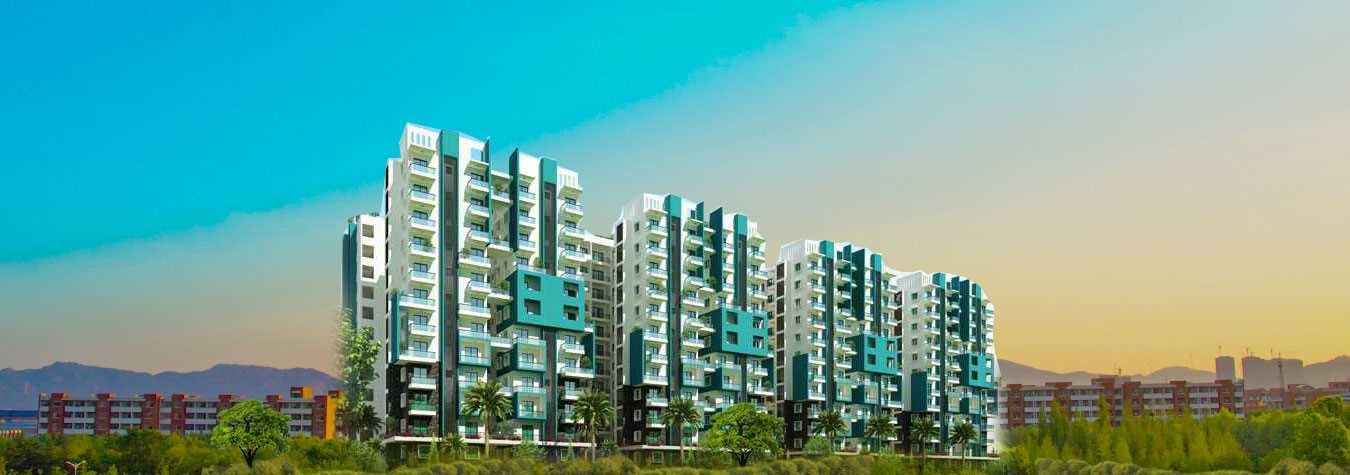 keerthi royal palms, keerthi estates builders