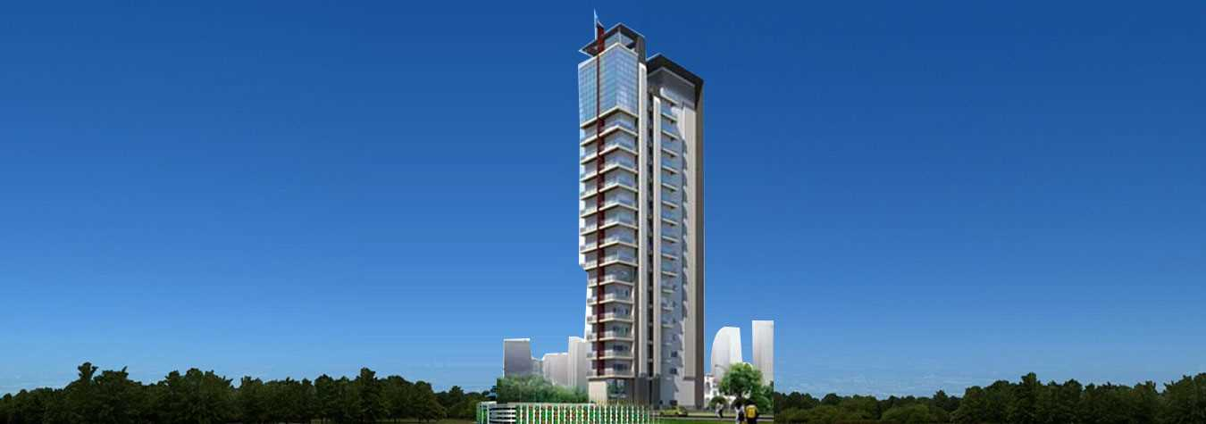 Jaycee Homes Bhagtani Amber in Bandra West. New Residential Projects for Buy in Bandra West hindustanproperty.com.