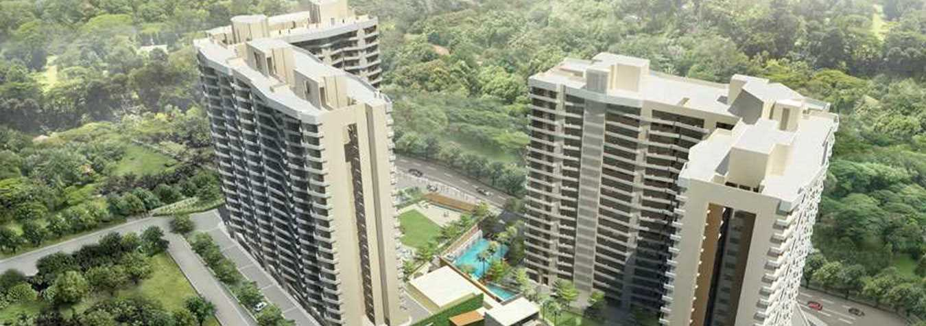 Kalpataru Hills in Thane West. New Residential Projects for Buy in Thane West hindustanproperty.com.