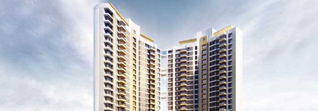 Siddhachal Elite in Thane West. New Residential Projects for Buy in Thane West hindustanproperty.com.