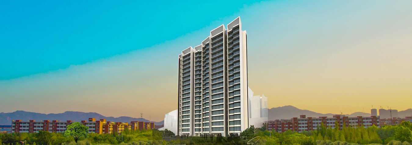 Rustomjee Paramount in Santacruz West. New Residential Projects for Buy in Santacruz West hindustanproperty.com.