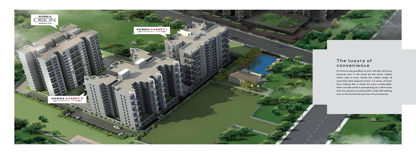 sobha orion, sobha developers ltd.