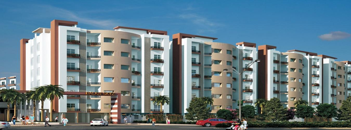 Shikhar Balaji Skyz in Nipania. New Residential Projects for Buy in Nipania hindustanproperty.com.