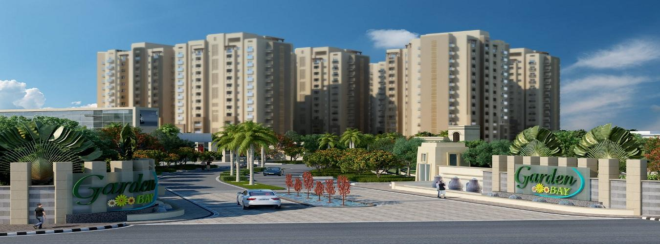 Shalimar Garden Bay in Sitapur Road. New Residential Projects for Buy in Sitapur Road hindustanproperty.com.